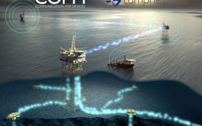 Com4 signs a 4G roaming agreement with Tampnet and paves the way for a digitalised offshore industry